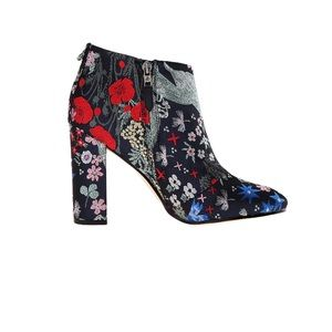 Sam Edelman Cambell Floral Ankle Bootie